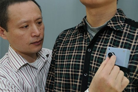 Wearable Device Helps People With Vision Loss Navigate Obstacles   shubush healthwear   Scoop.it