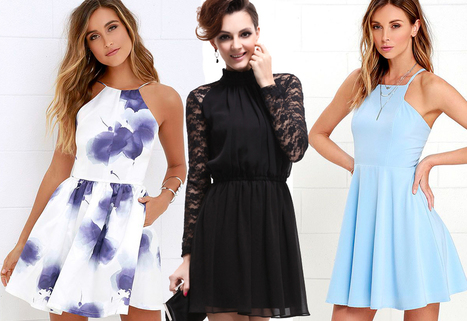 Top High Neck Dresses For Women Latest Fashion Shopping