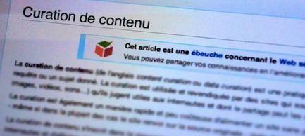 La curation de contenus en 5 étapes clés | Curation de contenus | Scoop.it