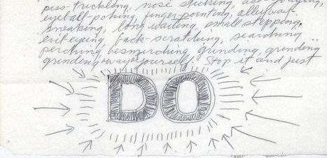 Sol Le Witt's advice to Eva Hesse | Emergent Digital Practices | Scoop.it