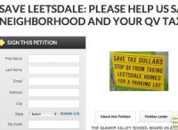 Leetsdale Resident Launches Petition to Protect Neighborhood | The Financial Activist | Scoop.it