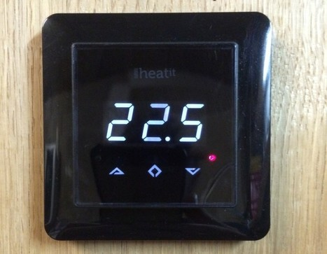 Le thermostat Z-wave HeatIt | Soho et e-House : Vie numérique familiale | Scoop.it