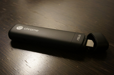 Google And ASUS Launch The $85 Chromebit, A Chrome OS Desktop On An HDMI Stick | Chromebooks at School | Scoop.it