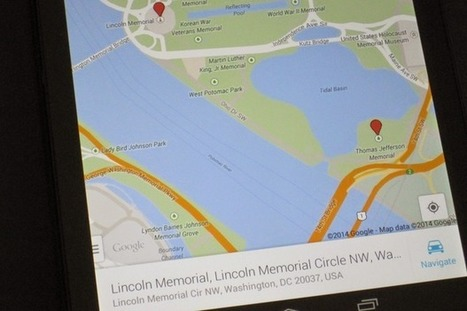 How to create custom maps with Google's MyMaps   Google + Applications   Scoop.it