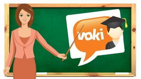 Voki: A Web 2.0 tool for the classroom | Ms Con... | Web 2.0 en educación - UNET