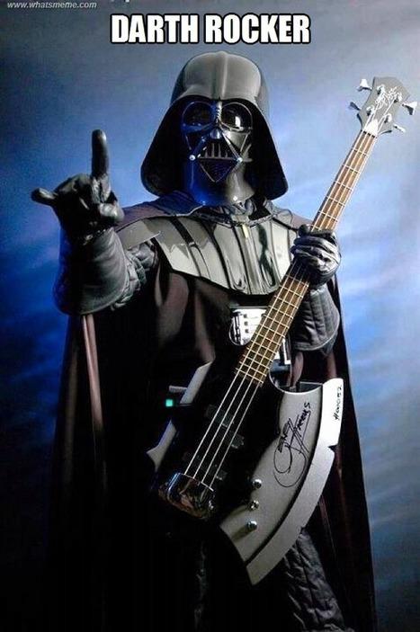 12 Funny Star Wars Memes + Darth Vader Memes | Humor | Scoop.it