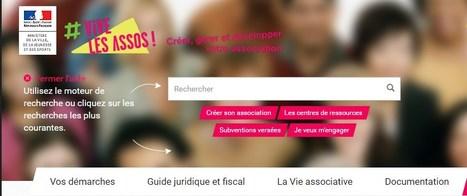 Associations.gouv.fr  fait peau neuve ! Découvrez notamment DataAsso ;-)   Associations - ESS - Participation citoyenne   Scoop.it