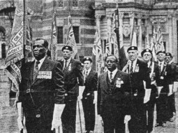 Black British Soldiers in WW2 | The Forgotten Fighters | Eugenics | Scoop.it