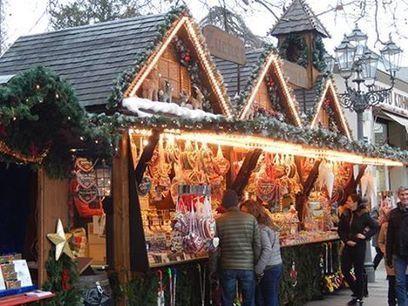 La vie continue. Marché de Noël de Baden-Baden - Allemagne voyage tourisme & culture | Facebook | Allemagne tourisme et culture | Scoop.it