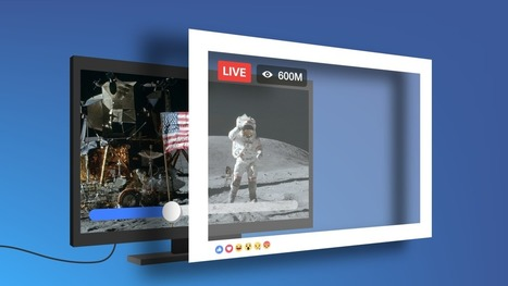 "Facebook Pages can now ""go live"" from the desktop, add live contributors and more 