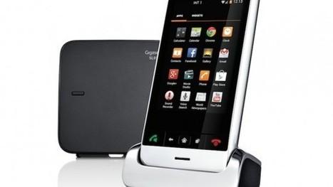 Un teléfono fijo con alma de smartphone - ABC.es | Antonio Galvez | Scoop.it