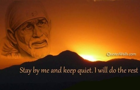 Sai Baba Quote Greetings | Quotes Wallpapers |