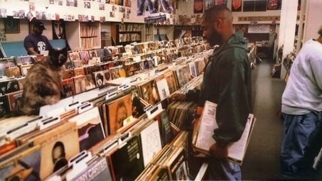 Le marché américain du vinyle génère plus d'argent que le streaming gratuit | Paper Rock | Scoop.it