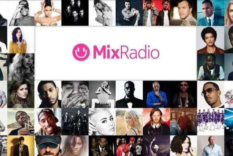 Line is shutting down former Microsoft service MixRadio | Digital Music Market | Scoop.it