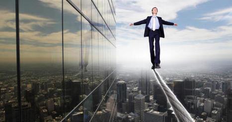 Pour innover, les dirigeants doivent savoir prendre des risques | L'Atelier: Disruptive innovation | Attitude gagnante : état d'esprit gagnant + comportement gagnant | Scoop.it