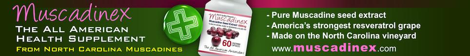 Muscadinex Longevity