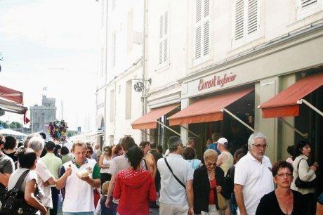 La ville est prête à affronter l'afflux touristique estival | Actus tourisme et développement Poitou-Charentes | Scoop.it