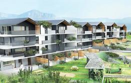 Savoie : un concept novateur de maisons superposées   Innovation dans l'Immobilier, le BTP, la Ville, le Cadre de vie, l'Environnement...   Scoop.it