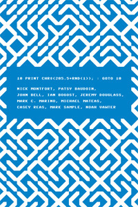 10 PRINT CHR$(205.5+RND(1)); : GOTO 10 | Game Studies | Scoop.it
