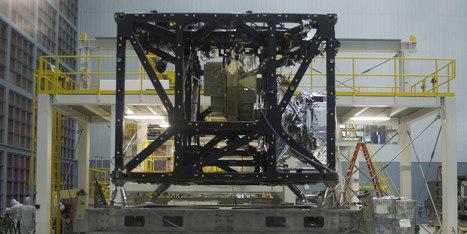 James Webb, le successeur d'Hubble, va capter les échos du Big Bang | TechRevolutions | Scoop.it