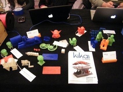 Kikai Labs libera los planos de su impresora 3D - Portinos | BarFabLab | Scoop.it