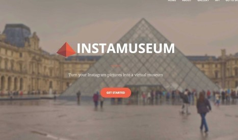 Instamuseum. Proposez une visite en 3D de vos photos Instagram - Les Outils du Web | Les outils du Web 2.0 | Scoop.it