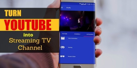 How to Turn YouTube into Streaming TV Channel on Android - Internetseekho | Latest Tech News and Tips | Scoop.it