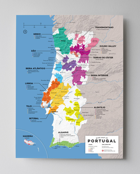 What Wines to Drink From Portugal (by Region) | Wine Folly | Wired Wines of Alentejo | Scoop.it