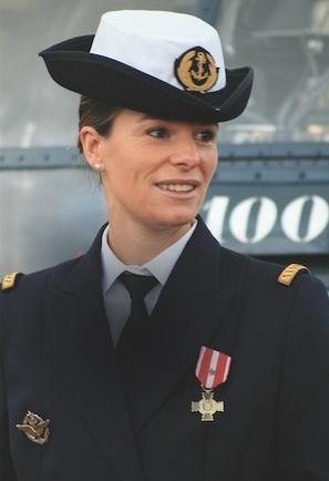 Le parcours du combattant de la première femme pilote de combat de la Marine Nationale - AéroBuzz : Actualité et Information Aéronautique | aviation | Scoop.it