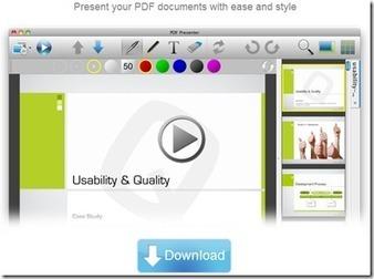 How to use PDF Presenter - tutorial | EDUCACIÓN en Puerto TIC | Scoop.it
