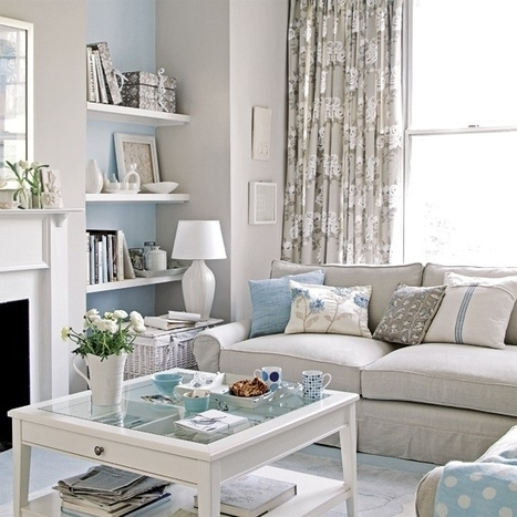 Merveilleux Designing Home: 10 Tips For Decorating A Small Living Room