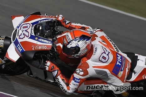 Ducati boss insists there's no pressure to win in Qatar | Ductalk Ducati News | Scoop.it