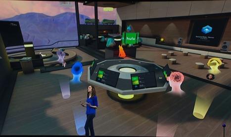 Social VR (Virtual Reality)   REALIDAD AUMENTADA Y ENSEÑANZA 3.0 - AUGMENTED REALITY AND TEACHING 3.0   Scoop.it