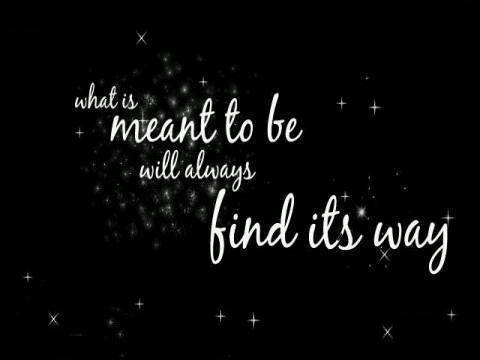 Destiny, Fate, Serendipity... | Just Quotes