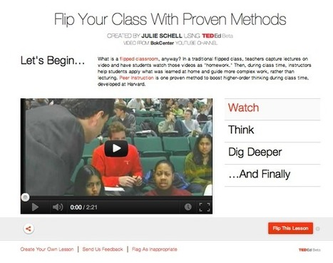 An Annotated List of Flipped Class Tools and Resources | Digital Literacy | Scoop.it