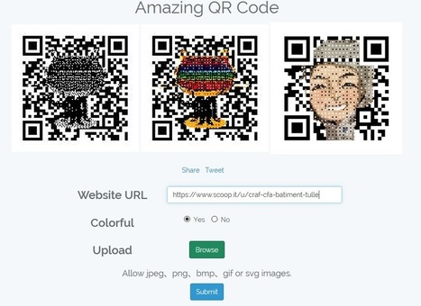 Amazing QR Code | QR code readers, generators a