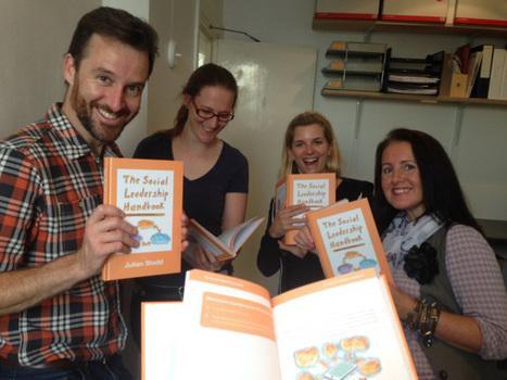 The Social Leadership Handbook has landed! | Knowledge Nuggets | Scoop.it