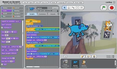 AR SPOT: An Augmented-Reality Programming Environment for Children | Desarrollo, TIC y educación | Scoop.it