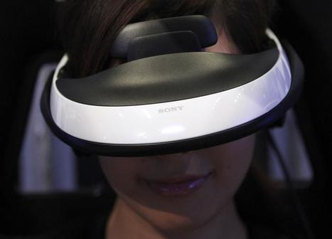 XMas soon. Shut the world out with Sony's $732 wearable 3D immersive theatre | Pervasive Entertainment Times | Scoop.it