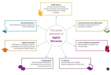 e4innovation.com » Blog Archive » Developing students' digital literacies | DigitalLiteracies | Scoop.it
