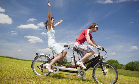 Actually It's Happiness that Loves Company | Holistic Nutrition Health and Wellness | Scoop.it