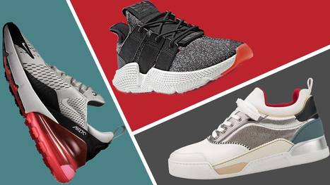 The Best Selling Sneakers on GQ in 2018 | GQ