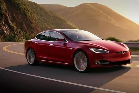 Tesla po troch rokoch prvý raz vykázala zisk   Doprava a technológie   Scoop.it