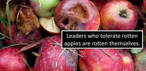 Addressing the Rotten-Apple-People Problem | Coaching Car People | Scoop.it