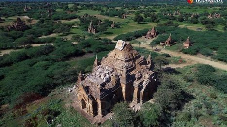 Earthquake Destroys More Than 200 Ancient Temples in Myanmar, Birma | The Blog's Revue by OlivierSC | Scoop.it