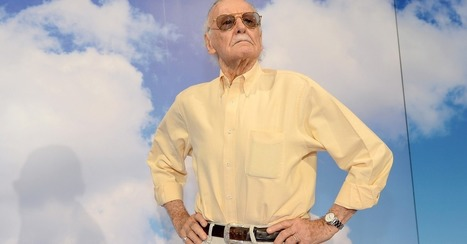 Stan Lee Designs New Superheroes, But You Get to Write Their Stories | Digital Archeology | Scoop.it