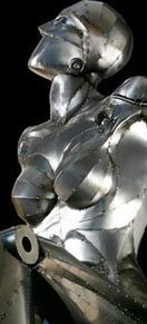 BROTRON The Art of Greg Brotherton - #Art #Sculpture | No. | Scoop.it