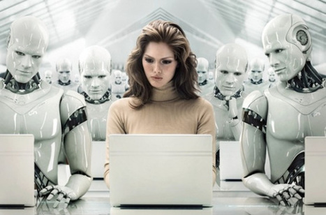 Narrative Science goes beyond 'robot journalism' with CIA investment   Cyborgs_Transhumanism   Scoop.it