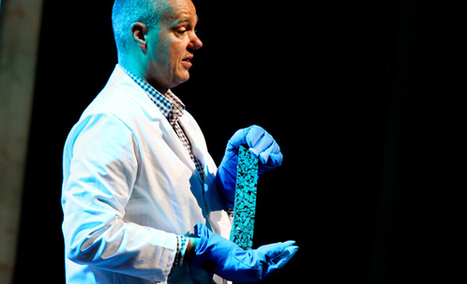 Inanimate objects brought to life: 7 intriguing TED Talks | 8th Grade Science Finds | Scoop.it