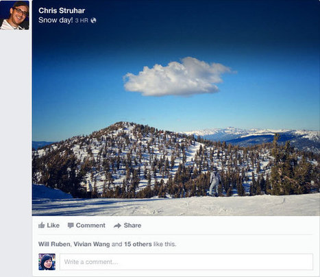 The New Facebook News Feed and Brand Pages | Facebook & Company | Scoop.it